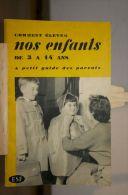 """Guide """"Comment élever Nos Enfants De 3 à 14 Ans"""", 1958 - Other"""