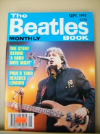 The Beatles Monthly  Sept. 1993 - Libros, Revistas, Cómics