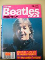 The Beatles Monthly  Feb. 1993 - Libros, Revistas, Cómics