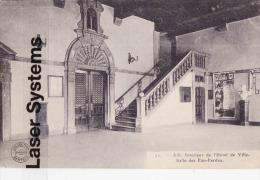ATH - Intérieur De L'Hôtel De Ville - Salle Des Pas-Perdus - Ath