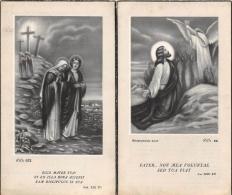 Flavie Courtens - Langemark 1872 - Ieper 1952 W. Lemahieu - Avvisi Di Necrologio