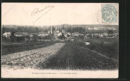 CPA Ivry-la-Bataille, La Chaussée D'Ivry - Ivry-la-Bataille