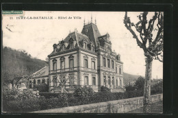 CPA Ivry-la-Bataille, Hôtel De Ville - Ivry-la-Bataille