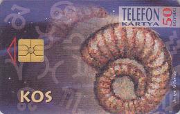 Télécarte à Puce HONGRIE - Zodiaque - BELIER / Scans Recto & Verso - ARIES Horoscope Chip Phonecard - WIDDER - 402 - Zodiac