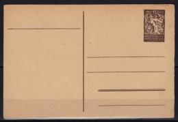 1921 Yugoslavia / Slovenia SHS - STATIONERY - POSTCARD - MNH - Slovenia