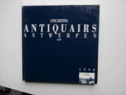 Antiquairs Antwerpen 1998 : Mortelmans, R Wouters, J Ensor, H De Braekeleer, - Art