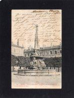 """44582    Francia,   Nancy -  Place D""""Alliance -  La  Fontaine Monumentale,  VGSB  1904 - Nancy"""