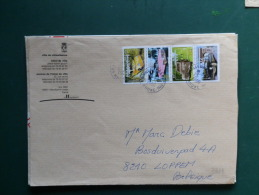 A3329   LETTRE   FRANCE - Cars