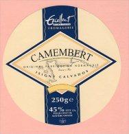 Jan14    14688    étiquette De Camembert    D'isigny  Exellent - Formaggio