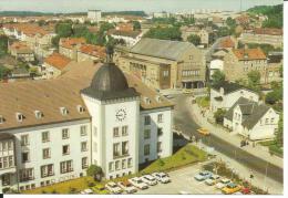 DDR033 - SASSNITZ (RUEGEN) - BLICK VOM SEEMANNSHEIM - F.G. NON VIAGGIATA - Sassnitz