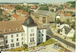 DDR093 - SASSNITZ (RUEGEN) - BLICK VOM SEEMANNSHEIM - F.G. NON VIAGGIATA - Sassnitz