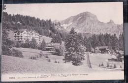 Villars - Hotel Du Parc Et Le Grand Muveran - VD Vaud