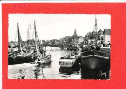 44 LE CROISIC Cpsm Le Port            45 Chapeau - Le Croisic
