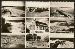 ILE GRANDE Multivues Et Son Cachet (Gaby) Côtes D´Armor (22) - Frankreich