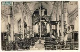 Marche Lez Ecaussinnes.Eglise,interieur - Ecaussinnes