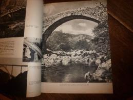 1948 PLAISIR DE FRANCE  ; La-Roche-Bernard (Morbihan);Mas De La Dame (Baux De Provence); Biarritz;ARCANGUES; Bidassoa - Photographie