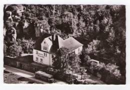 """CPSM:  OBERAILSFELD(autriche): Hôtel """"AILSBACHTAL""""(animée- Vieux Bus) N°G 17/594). (6614) - Oberndorf Bei Salzburg"""