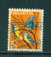 SWITZERLAND - 1970  Pro Juventute  10+10c  Used As Scan - Pro Juventute