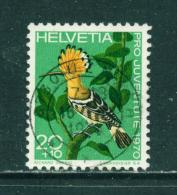 SWITZERLAND - 1970  Pro Juventute  20+10c  Used As Scan - Pro Juventute