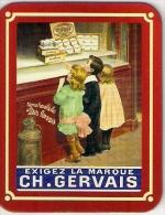 Magnet GERVAIS - Pubblicitari