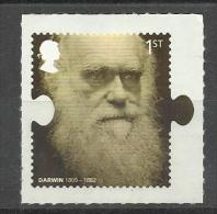 Charles Darwin , 2009.,  Breat Britain (UK) - Nuovi