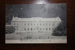Saou - Château De La Forêt - Vue Prise Du Midi - Frankreich