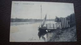 GENVAL-LES-EAUX - Embarcadère Sur Le Lac  En 1908 - Belgique