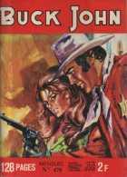BUCK JOHN N° 478 BE IMPERIA 02-1975 - Petit Format
