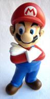 1 FIGURINE Super Mario Bros. Figurine Vinyl Mario 22.5 Cm - Nintendo - Figurines