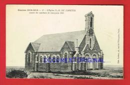 Pas De Calais - N.-D. De Lorette - L'Église Avant Les Combats De 1915 - Other Municipalities