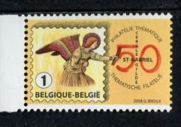 244848680 BELGIE  2008 ** MNH OCB 3830 ST GABRIEL - Nuovi