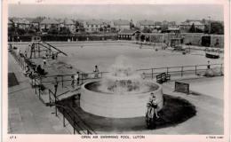 Royaume Uni - Angleterre - Luton Open Air Swimming Pool - Non Classés