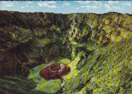 """El Salvador """"El Voqueron"""" Cráter Del Volcan De San Salvador Krüger (2 Scans) - El Salvador"""