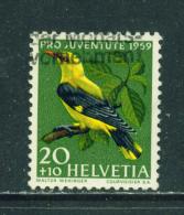 SWITZERLAND - 1969  Pro Juventute  20+10c  Used As Scan - Pro Juventute