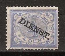 Nederlands Indie Netherlands Indies Dutch Indies D 14 MNH ; DIENST Zegel, Service Stamps - Indonésie