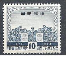 JAPON    N�  560 NEUF*  TTB