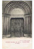 NEVACHE  -  Porche De L'Eglise - Autres Communes