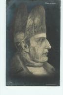 ARCIMBOLDESQUE - NAPOLEON : Magnifique Portrait Avec Ses Soldats - Edition E. L. D. - 2 Scans - Histoire