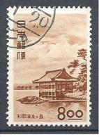 JAPON    N�  476  OBL TB