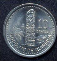 Guatemala 10 Centavo 2000 UNC - Guatemala