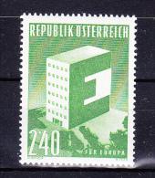 AUSTRIA   1959 , Europa CEPT , Y&T  #  901     Cv  2.00 E , **  M N H , V V F - 1945-60 Nuovi & Linguelle