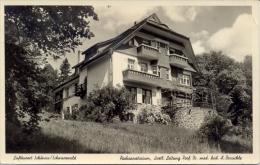 Germany BRD Picture Postcard Of Schönau In Schwarzwald Posted 195? - Loerrach