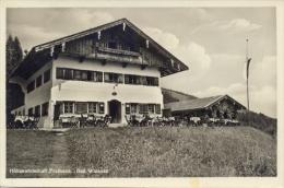 Germany BRD Picture Postcard Of Bad Wiessee Posted 1954 - Bad Wiessee