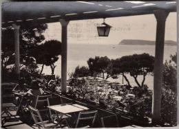 """DUBROVNIK (Kroatien), Hotel """"Splendit"""", Fotokarte Gel.1955, 2 Fach Frankiert, Gute Erhaltung - Jugoslawien"""