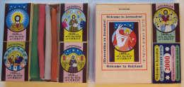 Collection Of Jesus Christ Matchboxes, #0207 - Godsdienst & Esoterisme