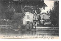 """MANSLE - Villas """"Ma Maisonnette"""" Et """"Bon Accueil"""" Sur Les Bords De La Charente - Mansle"""