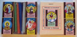 Collection Of Jesus Christ Matchboxes, #0201 - Godsdienst & Esoterisme
