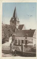 Thury-sous-Clermont (60) L´Eglise - France