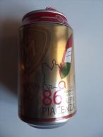 Alt450 Lattina Boite Can Lata Birr Biere Bier Edizione Speciale Alpini Raduno Adunata Nazionale Piacenza 2013 - Cannettes