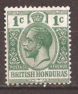 BRITISH HONDURAS..1913..Michel # 66 A...MLH...MiCV - 6 Euro. - British Honduras (...-1970)